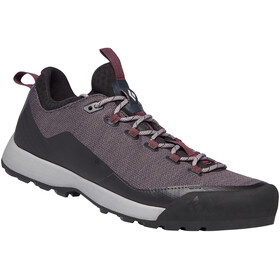 Black Diamond Mission LT Approach Schoenen Dames, anthracite-wisteria